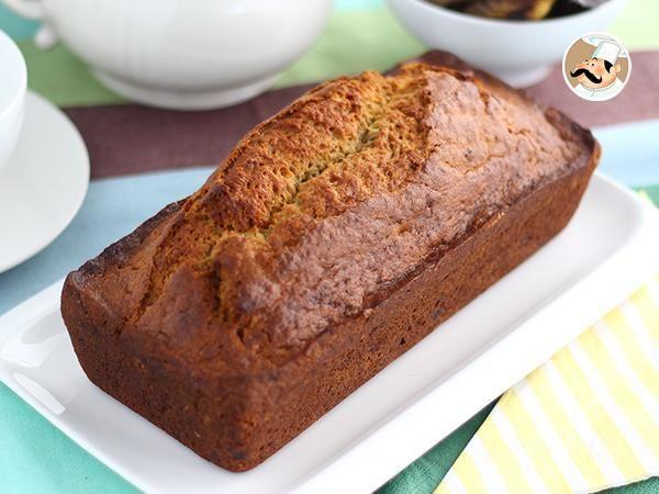 Banana bread, gâteau à la banane