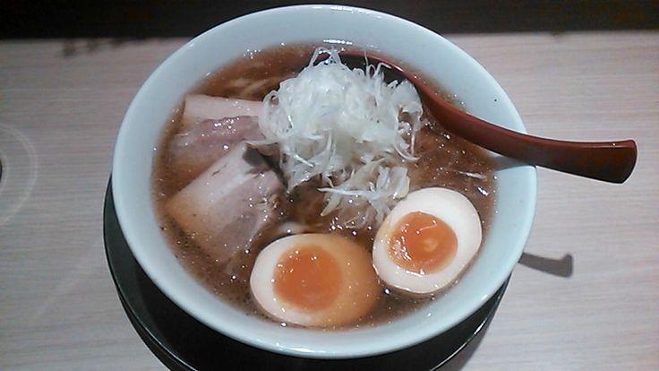 特製喜多方らーめん(麺や 七彩@東京ラーメンストリート) | 以上、レポっす。