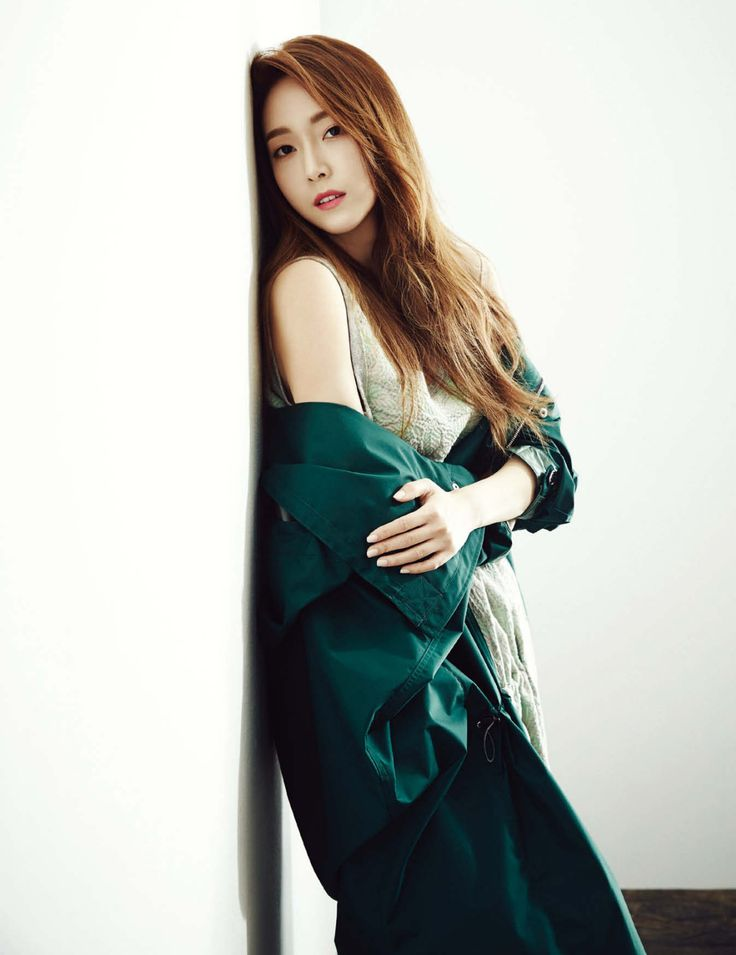 Girls' Generation's Jessica Jung Harper's Bazaar Korea Magazine May Issue '14