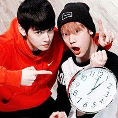 eunwoo & sanha