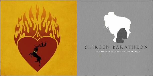 SHIREEN BARATHEON; STANNIS' DAUGHTER