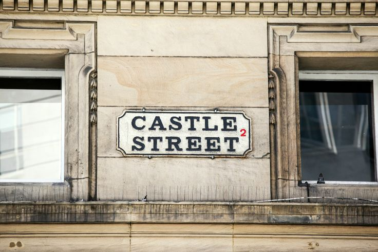 The one and only - Castle Street