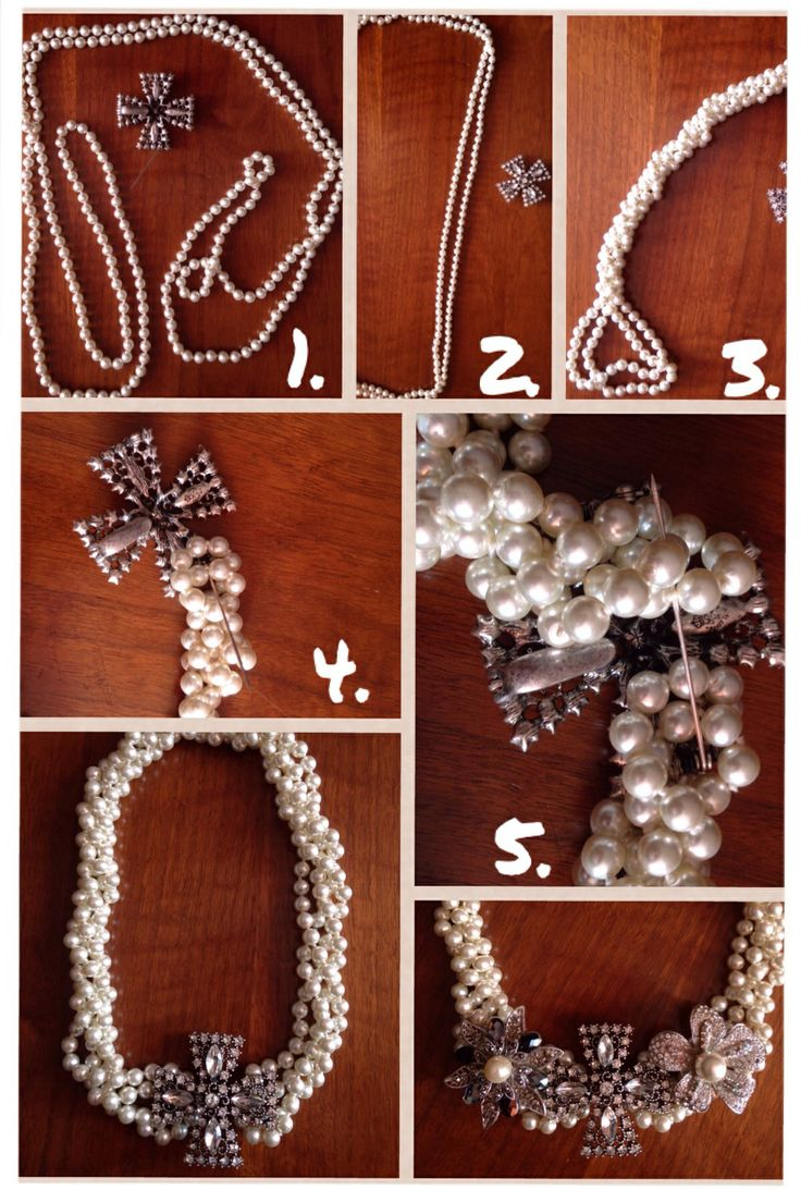 """Butterflying. 1. You need a long necklace & a pin. (This is """"Opening Night"""" (90"""" pearls) endless necklace* & """"Royalty"""" pin/magnetic enhancer from Premier Designs) 2. Double the necklace if needed.  3. You don't need to twist, but I am here. 4. Slip one end of the necklace on the pin. 5. Once around your neck, slip the other end of the necklace on the pin. Fasten the pin. Add additional pins for a gorgeous eclectic look!  *Do you know what an """"endless necklace"""" means? Answer: No clasp. :)"""