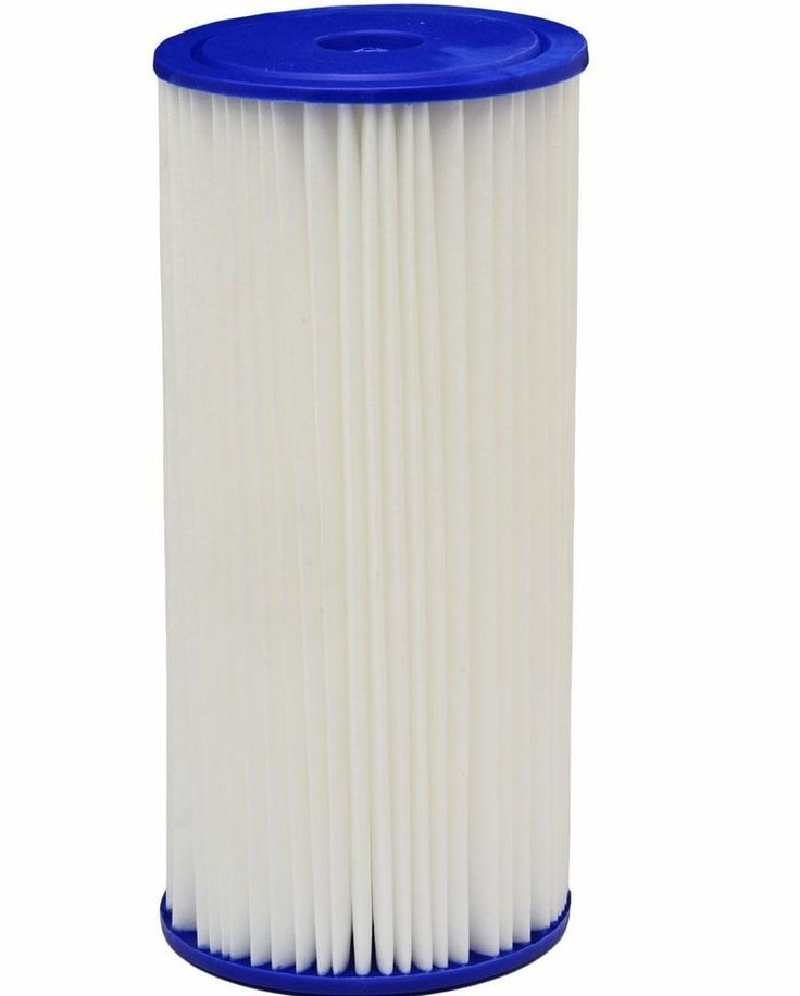 hdx hdx4pf4 pleated high flow whole house water filter reduces sediment 30 hdx hdx4pf4 pleated high flow whole house water