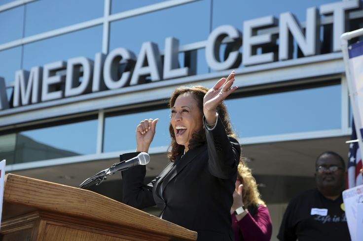 Sen. Kamala Harris announced this week she will sponsor a Medicare for All bill with Sen. Bernie Sanders.