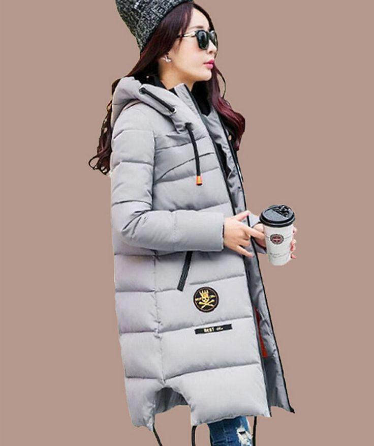 2016 Winter Thickening Women Slim Army Green Down Parkas Women's Wadded Jacket Coat Fashion Padded Jacket Long Coat US $41.53 - http://armycargoshorts.xyz/2016-winter-thickening-women-slim-army-green-down-parkas-womens-wadded-jacket-coat-fashion-padded-jacket-long-coat-us-41-53/