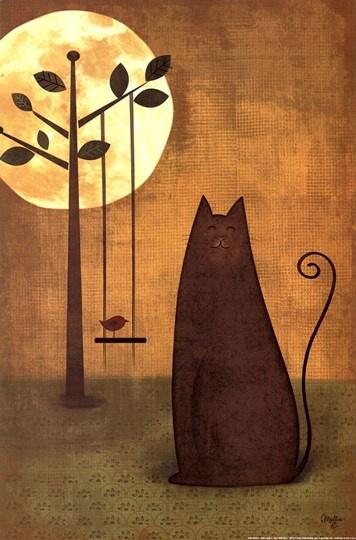Mollie B. cat Tails II