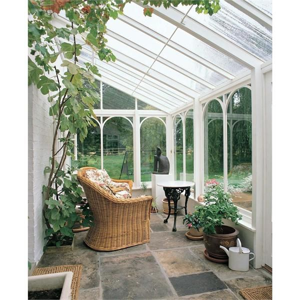 Amdega Glass Lean-To Conservatory from Amdega Machin