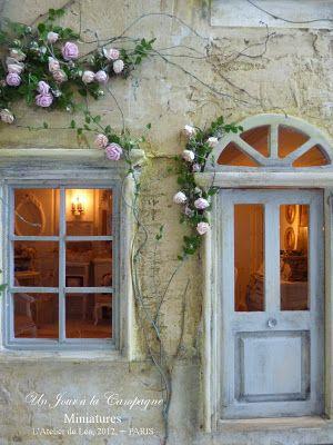 *♥ Atelier de Léa - Un Jour à la Campagne ♥*: La Villa des Roses - Fin