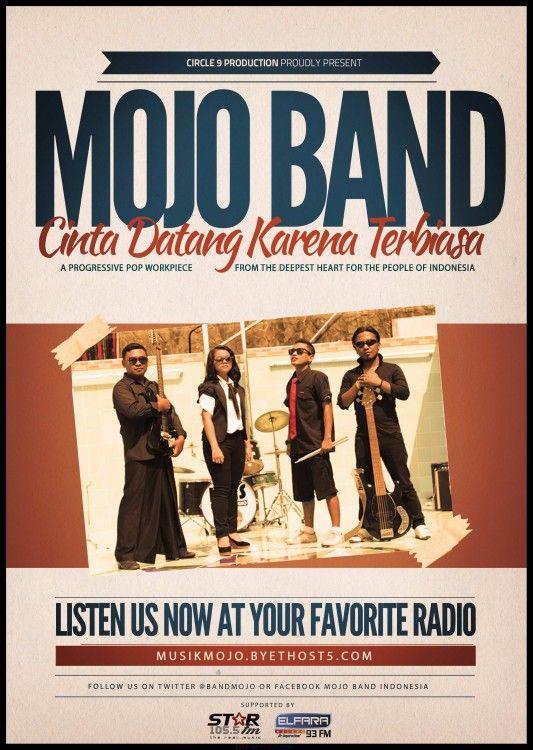 Mojo Band Indonesia - CDKT Promo