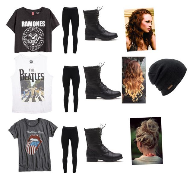 """""""Concert clothes part 2"""" by michellerosenfeld on Polyvore featuring Lucky Brand, Wet Seal, Peace of Cloth and Coal"""