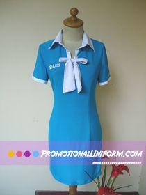 Asus Sales Girl Uniform