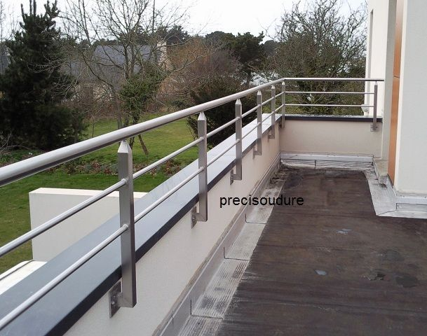 Stainless Steel Guard For Low Walls Balcony Railing Design Balcony Glass Design Staircase Railing Design