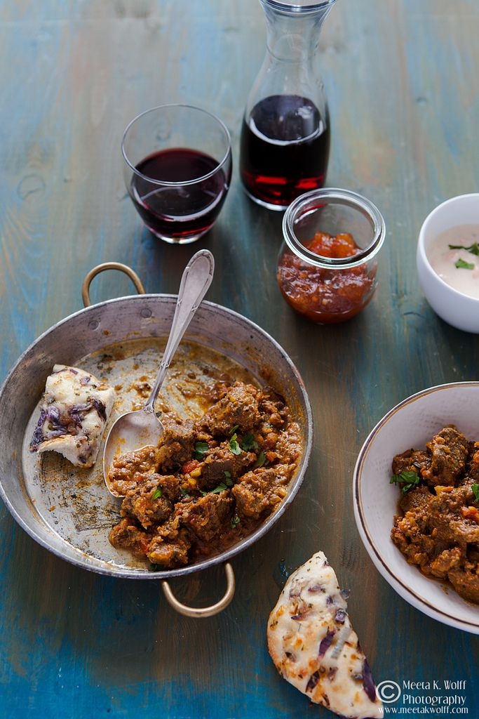 A hot naan and spicy lamb balti is all that is needed for a spicy curry night at home.