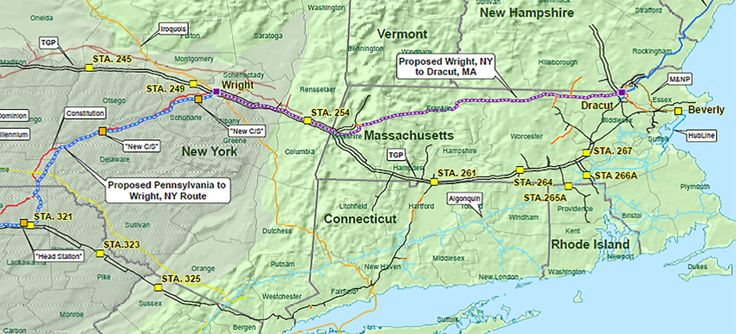 """Northeast Expansion"" Pipeline Becomes Part Of ""Northeast Energy Direct"" -- A new pipeline project from Kinder Morgan and their Tennessee Gas Pipeline which will run from Susquehanna County, PA all the way to the Boston, MA area"