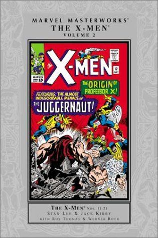 Marvel Masterworks: The X-Men Vol. 2 (Hardcover) @ niftywarehouse.com #NiftyWarehouse #Xmen #Marvel #X-Men #Comics #Geek #ComicBooks