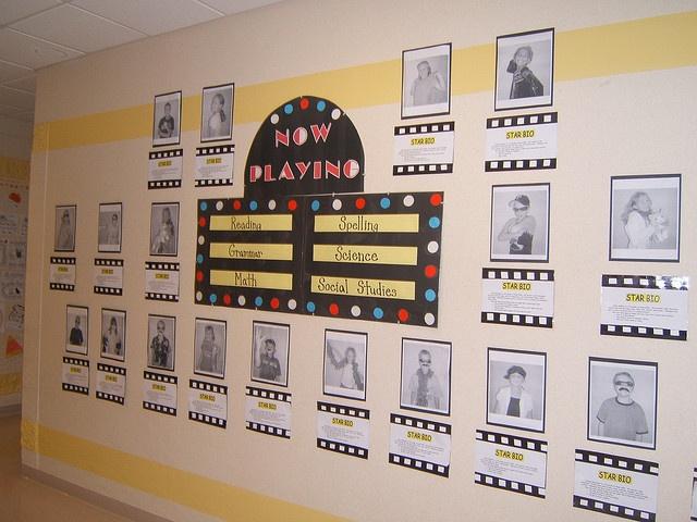 Hollywood bulletin board by jezzykru8, via Flickr