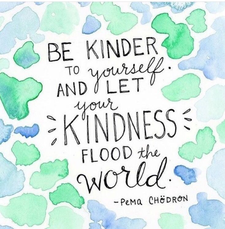 Be kinder to yourself. Then let your kindness flood the world. #selflove #bekind #kindness #spiritual #lifepurpose #manifestation #awakening #awareness #consciousness #lawofattraction #loa #powerthoughtsmeditationclub @powerthoughtsmeditationclub