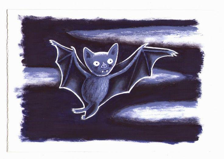 Lil bat. Sophie Oiseau 2014.