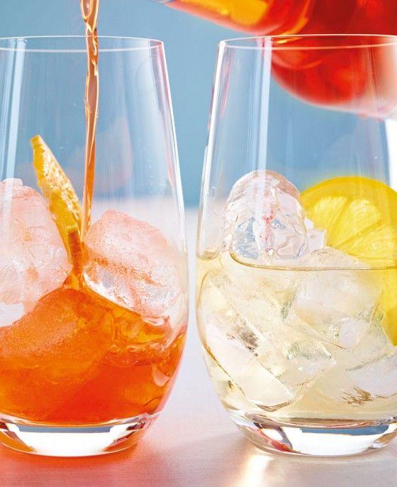 Ein toller Aperitif: Martini bianco!
