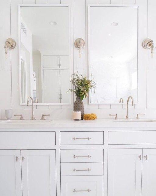 Bathroom Remodel, Small Bathroom Sconces