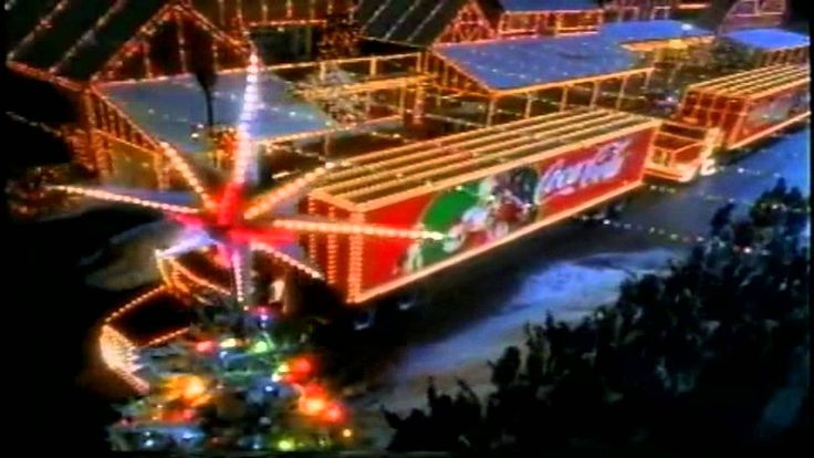 Coca Cola Christmas '96/'97 - ✰ BEST QUALITY on YouTube ✰ ( FULL HD )