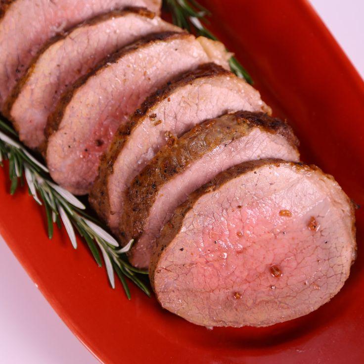 the chew | Recipe | Michael Symon's Eye Of Round Roast..