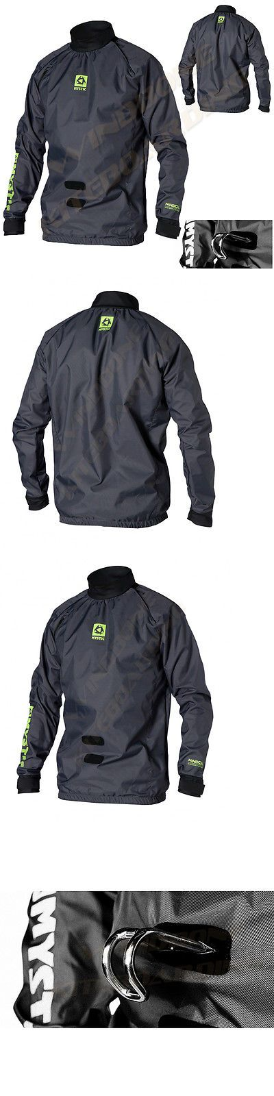 Other Kitesurfing 58133: Mystic Windstopper Kite Windbreaker Wetsuit Pullover Water Jacket Kiteboarding L BUY IT NOW ONLY: $89.95
