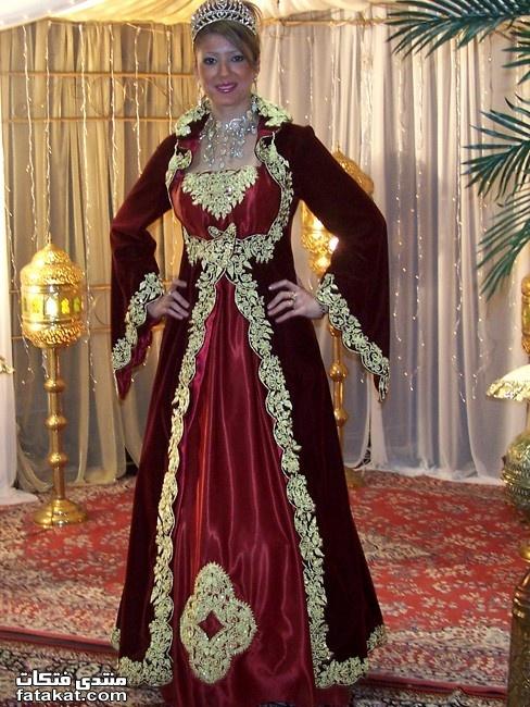 Moroccan Women Dress Clothing