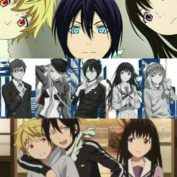 Second Noragami Anime Season Episode Count Revealed