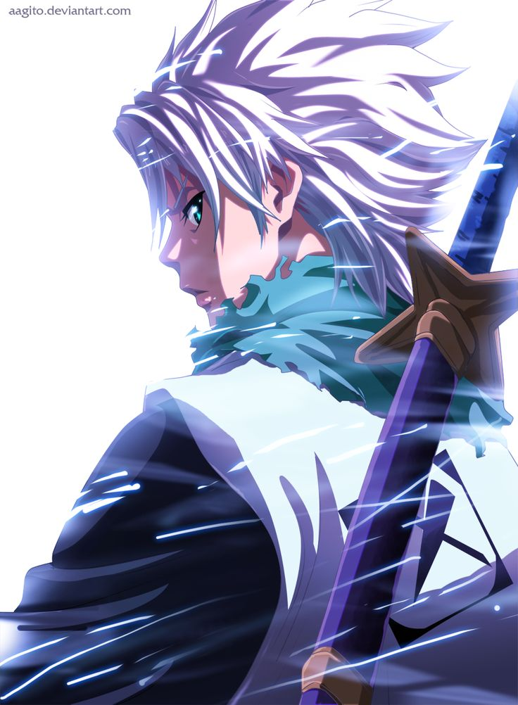 Toshiro Hitsugaya By Aagito On DeviantART