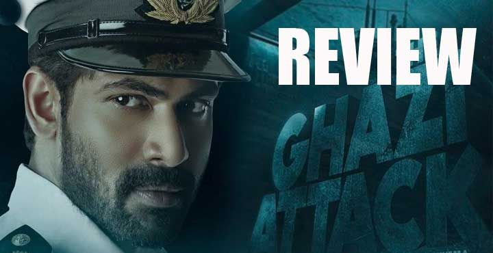 Ghazi Telugu Movie Review, Rating, Public Talk and Story Ghazi telugu film is the first underwater war drama film in Telugu film industry which is made