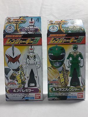 Japan BANDAI Sentai GOKAIGER Ranger Key Candy Toy Series 3