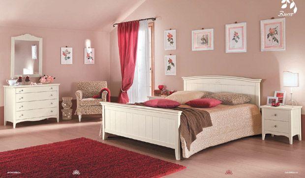 Spavaća soba Callesella Romantic collection