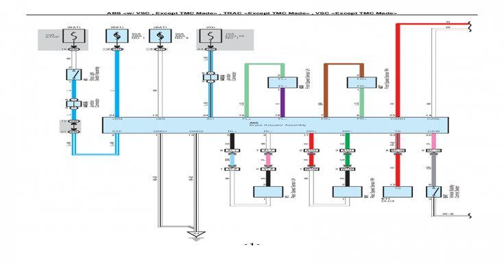 2009 2010 Toyota Corolla Electrical Wiring Diagrams In 2020 Electrical Wiring Diagram Toyota Corolla Stop Light