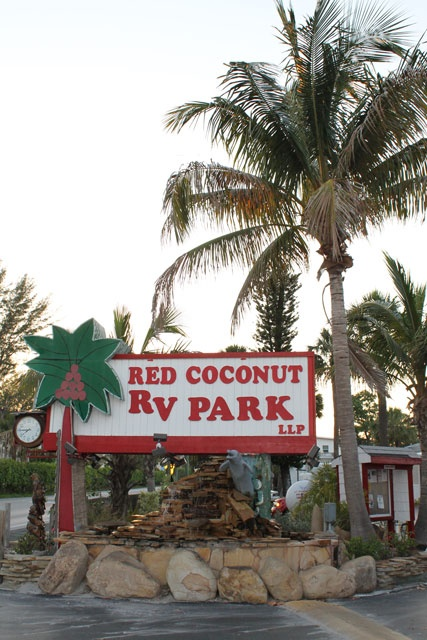 29 Best Images About Red Coconut Rv Park Pictures On