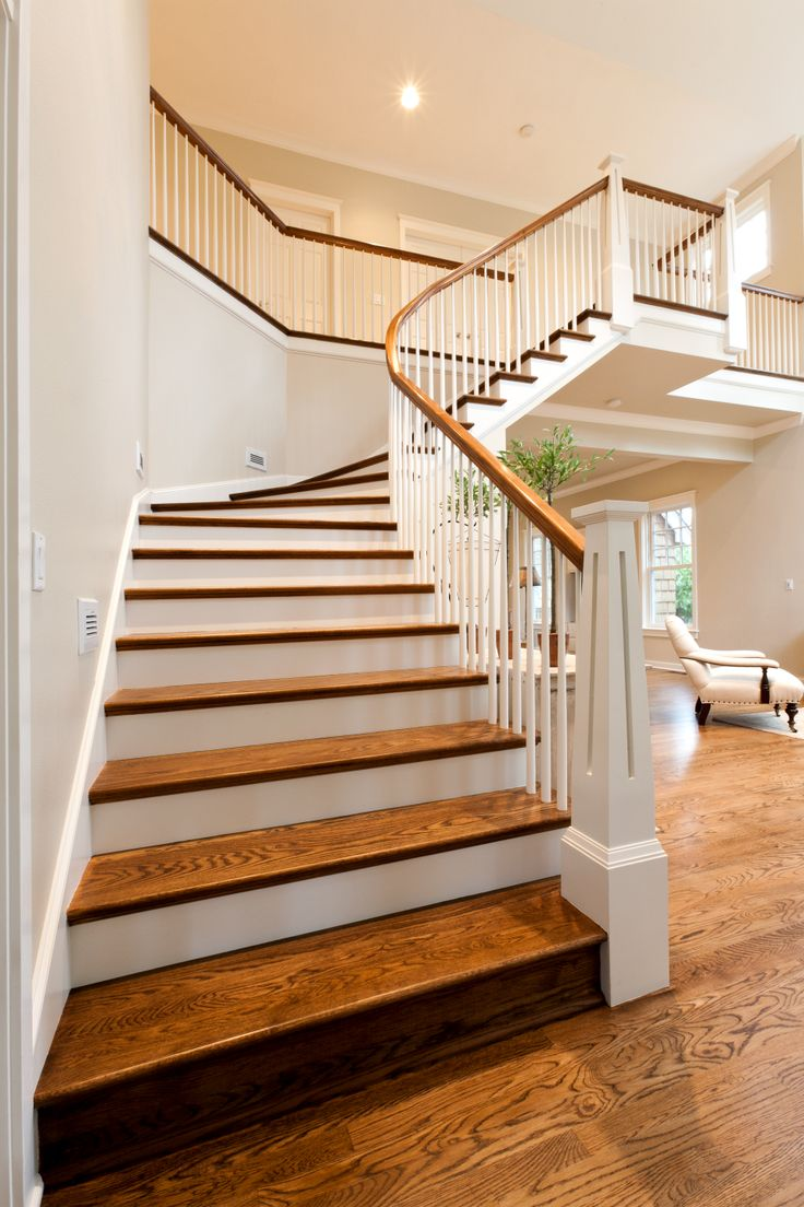 For JayCustom Stair Posts   Traditional   Spaces   Portland   Portland  Stair Company