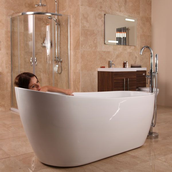 freestanding baths and roll top baths - cheap prices on luxury