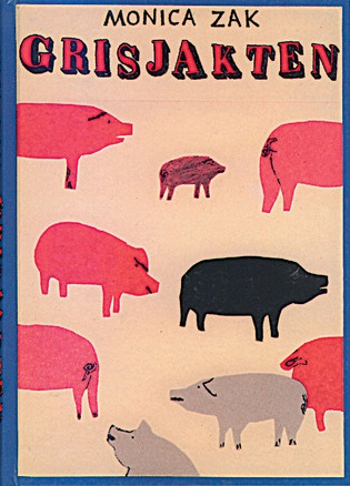 look at these cute little pink pigs...they need to go on a pillow or embroidered on something!