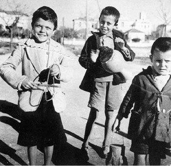 Christmas carols in Greece, 1950s