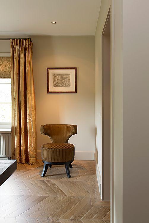 Rubelli stof fauteuil - Doornebal Interiors
