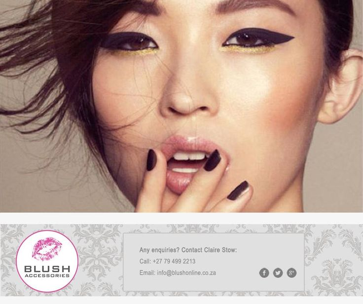 The first nail polish was invented in China 3000 BC, and was a mixture of beeswax, gum, egg whites and coloured powder. #FactFriday #Blush #beautyrocks