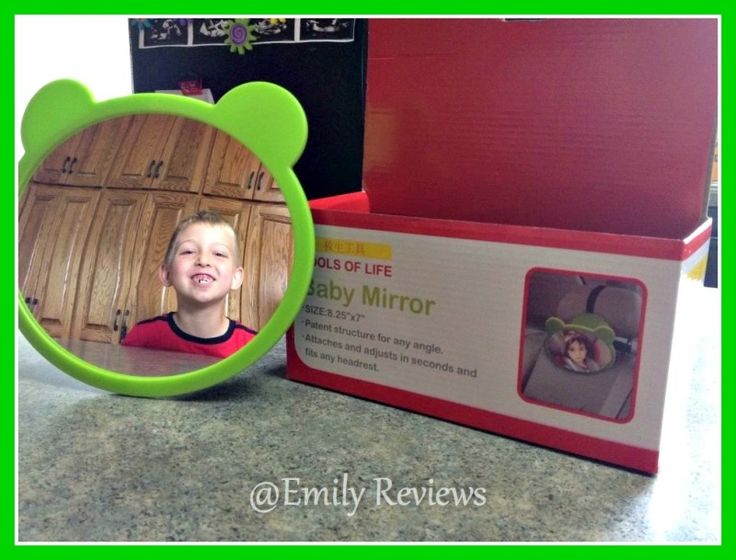 Baby Car Mirror From Tools Of Life ~ Preparing For Baby ~ Giveaway *2 Winners* (US) 9/9