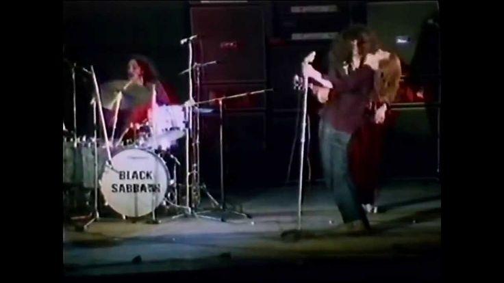 Black Sabbath   Black Sabbath Live Paris 1970