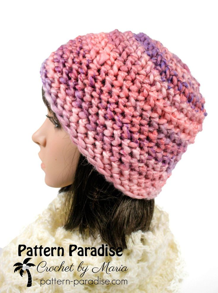 Mejores 337 imágenes de Crochet Hats en Pinterest | Sombreros de ...