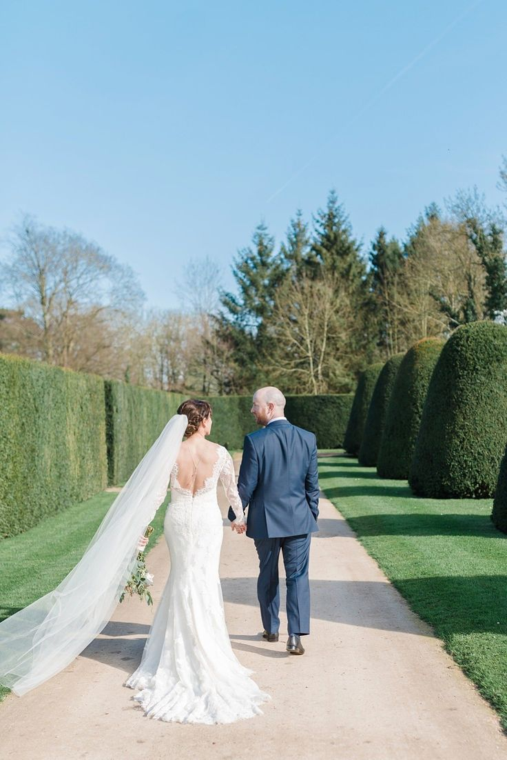 Great Fosters Wedding Venue In Surrey Photographer