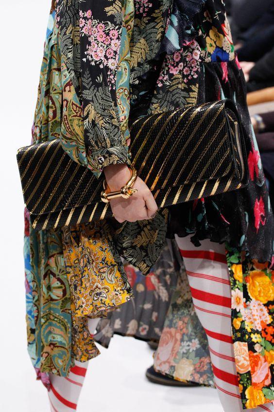Balenciaga Fashion Show & more luxury details