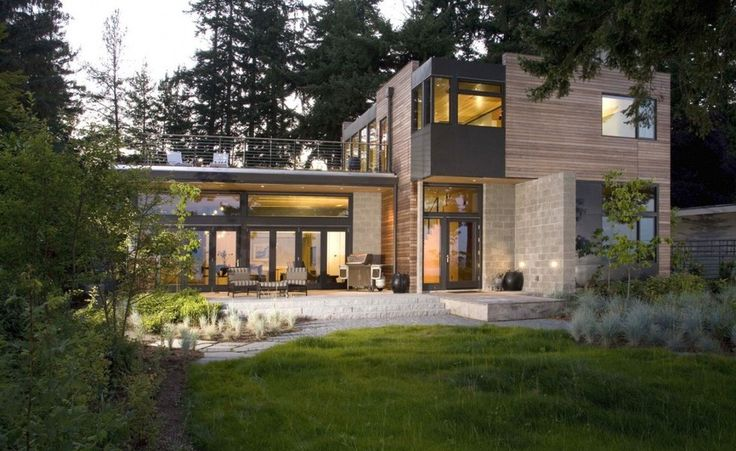 Ellis Residence par Coates Design – Seattle, Usa – LEED Platinum | Construire Tendance