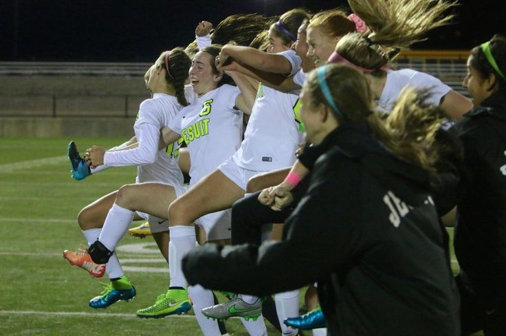 Jesuit's Cam Clark first-half goal golden in 1-0 win over Tualatin: 6A girls soccer championship recap - OregonLive.com