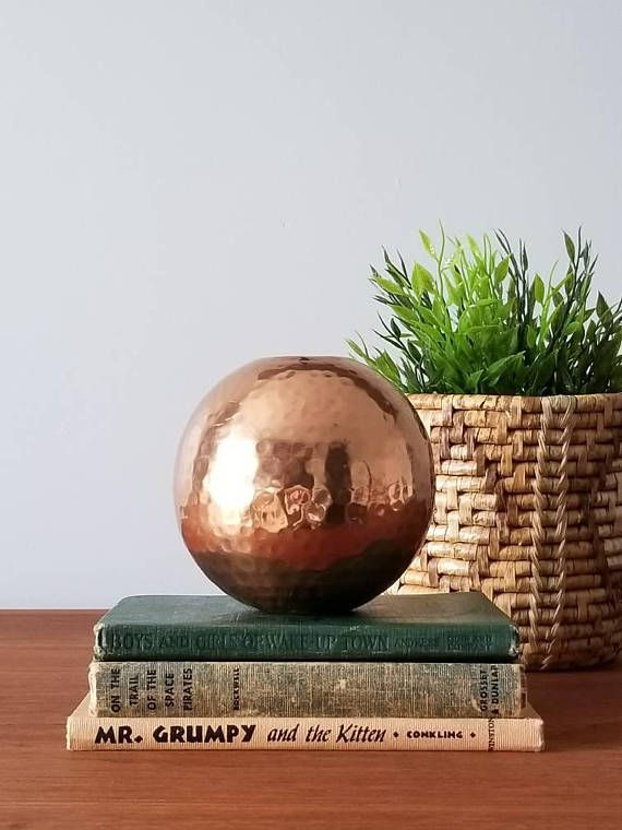 Hammered copper decor touches. Hey, I found this really awesome Etsy listing at https://www.etsy.com/ca/listing/577385332/copper-tea-light-holder-hammered-copper